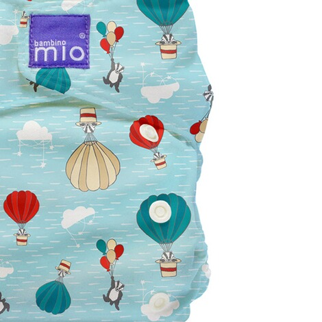 BAMBINO MIO  Stoffwindel miosolo All-in-One  himmeltritt 2