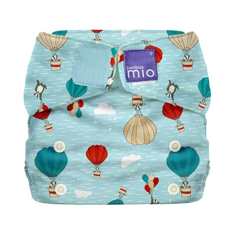 BAMBINO MIO  Stoffwindel miosolo All-in-One  himmeltritt 1