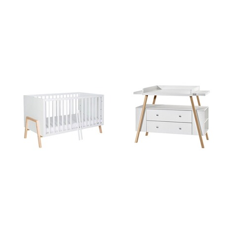 Schardt  2-tlg. Babyzimmer Holly Nature 1