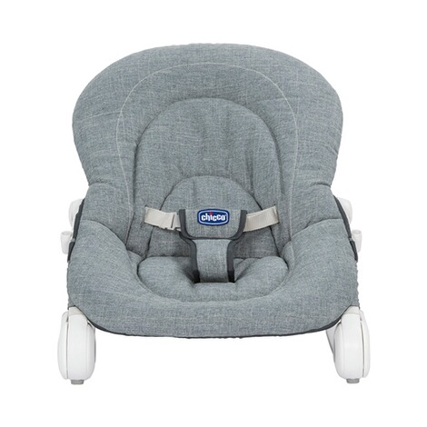 CHICCO  Babywippe Hoopla  Dark Grey 3