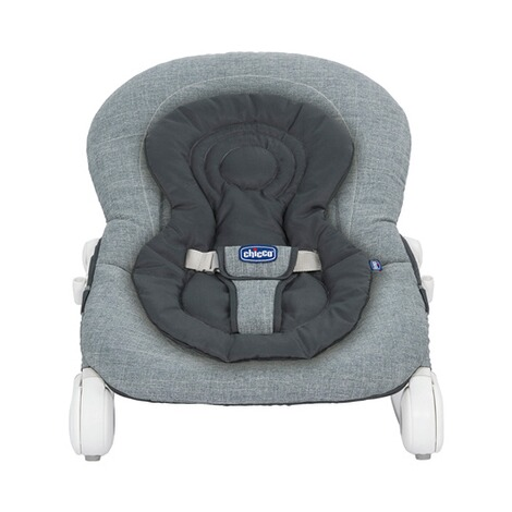 CHICCO  Babywippe Hoopla  Dark Grey 5