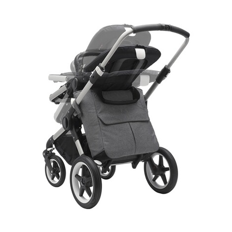 Bugaboo  Mammoth Bag für Fox, Cameleon³, Buffalo  grey melange 3
