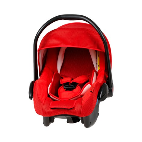 HEYNER  SuperProtectERGO Babyschale  racing red 1