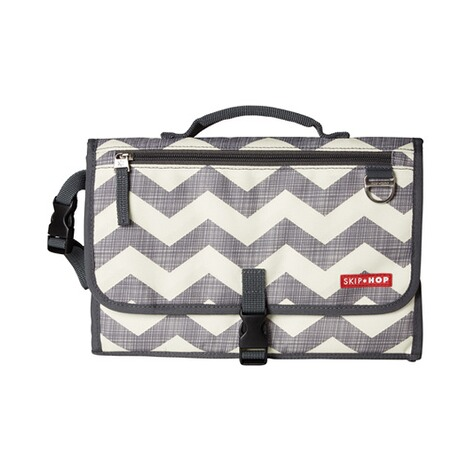SKIP HOP  Wickeltasche Pronto Signature CS  Chevron 1
