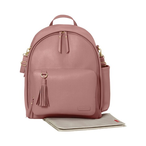 SKIP HOP  Wickelrucksack Greenwich Simply  rose 1