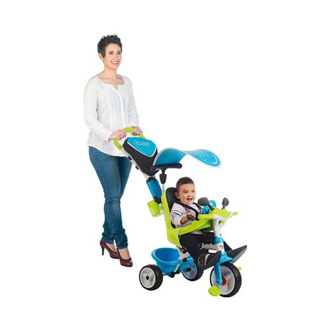 smoby dreirad baby driver komfort 4 in 1 online kaufen baby walz. Black Bedroom Furniture Sets. Home Design Ideas
