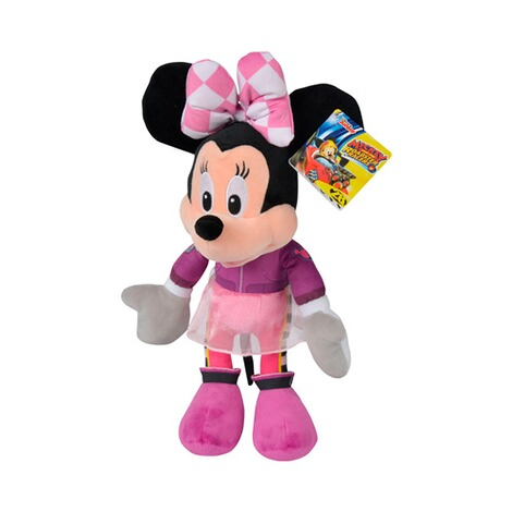 SIMBA MICKEY AND THE ROADSTER RACERS Kuscheltier Minnie 25cm 2