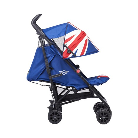 EASYWALKER MINI Buggy+ mit Liegefunktion  Union Jack Classic 2