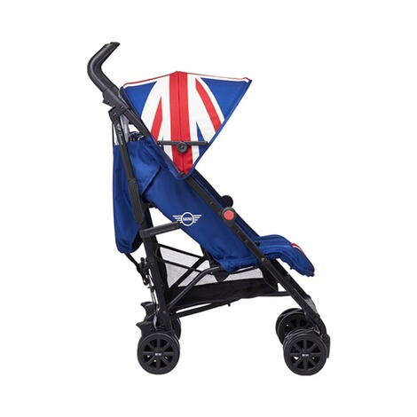 EASYWALKER MINI Buggy+ mit Liegefunktion  Union Jack Classic 3