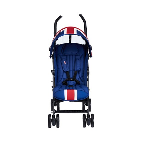 EASYWALKER MINI Buggy+ mit Liegefunktion  Union Jack Classic 4