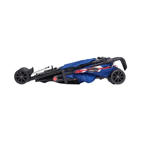 EASYWALKER MINI Buggy+ mit Liegefunktion  Union Jack Classic 5
