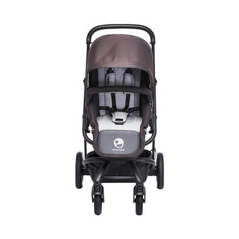 EASYWALKER HARVEY Kinderwagen  All Black 3