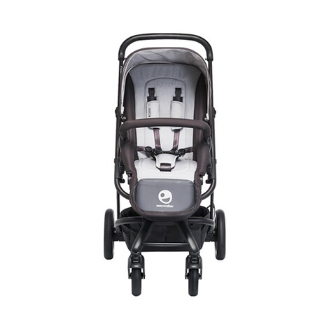 EASYWALKER HARVEY Kinderwagen  All Black 2