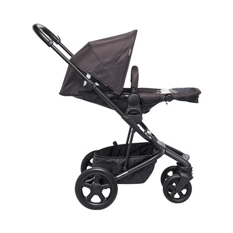 EASYWALKER HARVEY Kinderwagen Design 2018  All Black 5