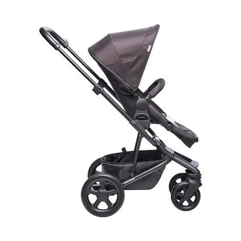 EASYWALKER HARVEY Kinderwagen Design 2018  All Black 4