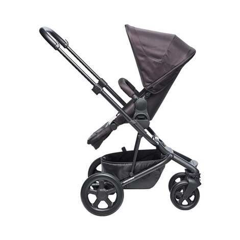 EASYWALKER HARVEY Kinderwagen Design 2018  All Black 6