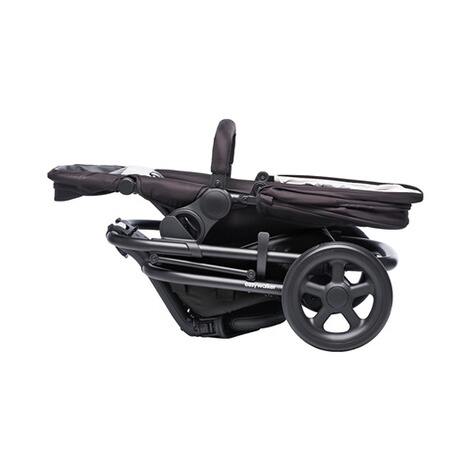 EASYWALKER HARVEY Kinderwagen Design 2018  All Black 7