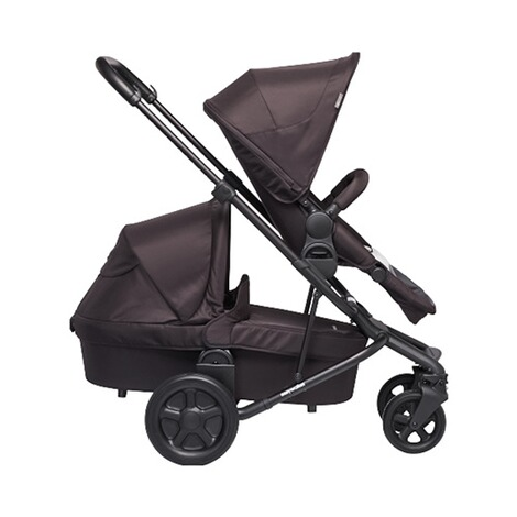 EASYWALKER HARVEY Kinderwagen Design 2018  All Black 8