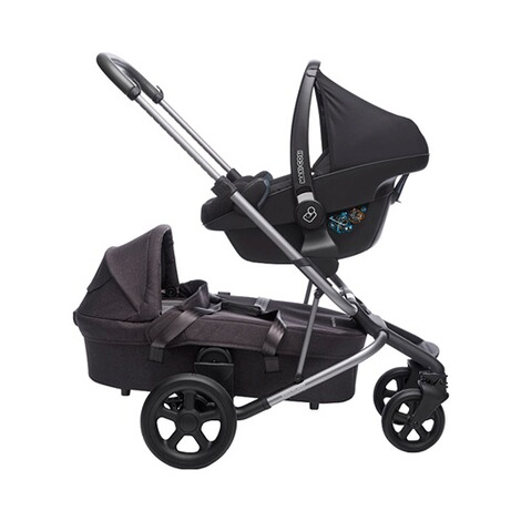 EASYWALKER HARVEY Kinderwagen  All Black 9