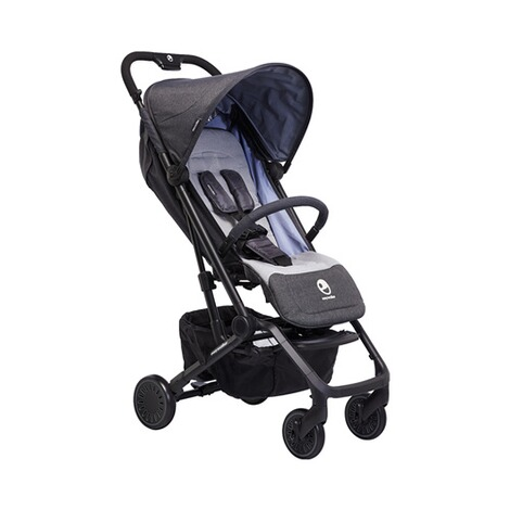 EASYWALKER  Buggy XS mit Liegefunktion Design 2018  Berlin Breakfast 1