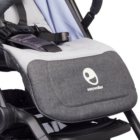 EASYWALKER  Buggy XS mit Liegefunktion Design 2018  Berlin Breakfast 8