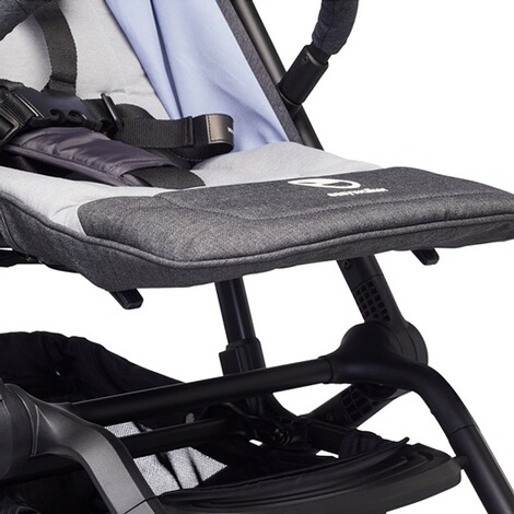 EASYWALKER  Buggy XS mit Liegefunktion Design 2018  Berlin Breakfast 7