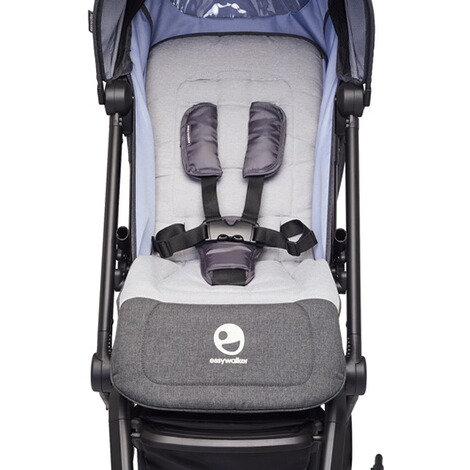 EASYWALKER  Buggy XS mit Liegefunktion Design 2018  Berlin Breakfast 5