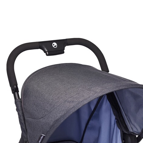 EASYWALKER  Buggy XS mit Liegefunktion Design 2018  Berlin Breakfast 9