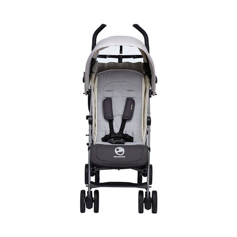 EASYWALKER  Buggy + mit Liegefunktion  Silver Circle 4
