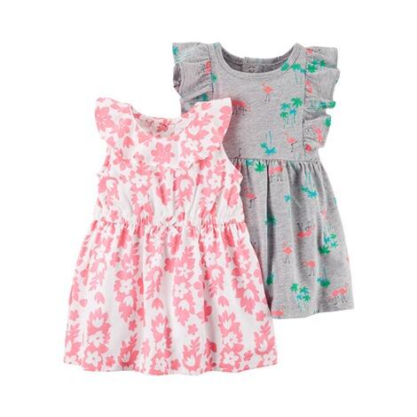 CARTER´S 2er-Pack Kleider ohne Arm Blumen Flamingo online kaufen ...