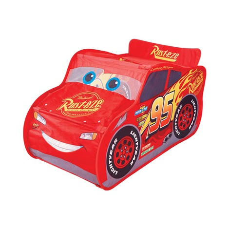 WORLDSAPART DISNEY CARS Spielzelt Lightning McQueen Pop-up 1
