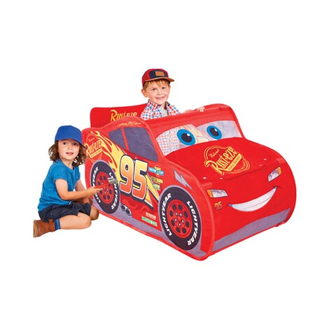 WORLDSAPART DISNEY CARS Spielzelt Lightning McQueen Pop-up 2
