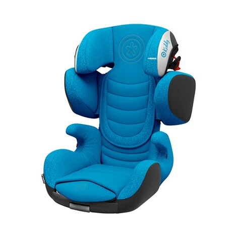KIDDY  Cruiserfix3 Kindersitz  Summer Blue 1