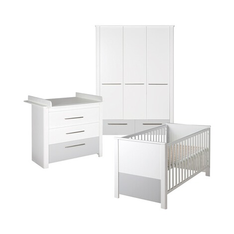 roba 3 tlg babyzimmer linus online kaufen baby walz. Black Bedroom Furniture Sets. Home Design Ideas