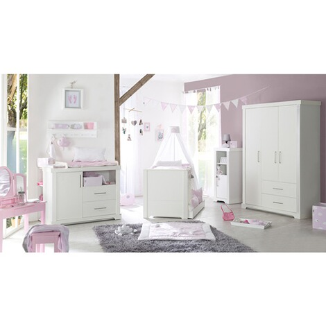roba 3 tlg babyzimmer maxi online kaufen baby walz. Black Bedroom Furniture Sets. Home Design Ideas