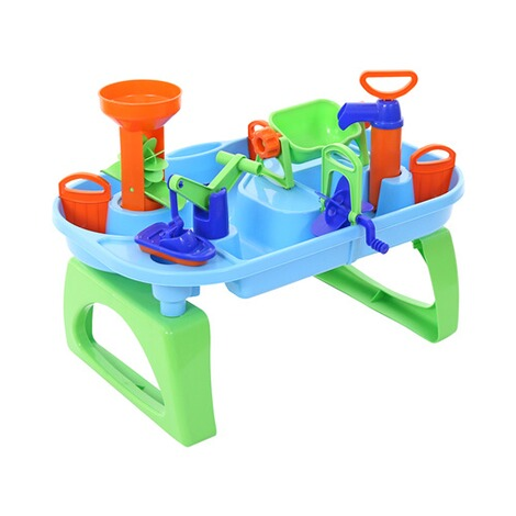 WADER QUALITY TOYS  Wasserspieltisch Bath World 2 1