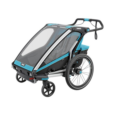 thule chariot sport 2 fahrradanh nger online kaufen baby. Black Bedroom Furniture Sets. Home Design Ideas
