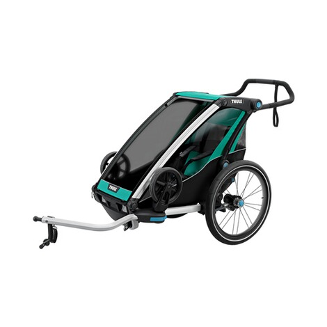 thule chariot lite 1 fahrradanh nger online kaufen baby walz. Black Bedroom Furniture Sets. Home Design Ideas