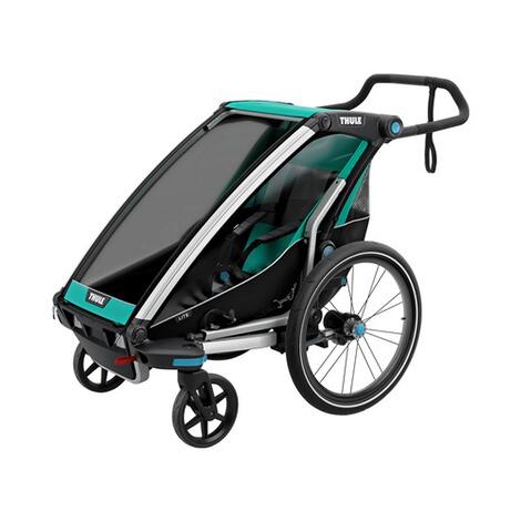 thule chariot lite 1 fahrradanh nger online kaufen baby walz. Black Bedroom Furniture Sets. Home Design Ideas