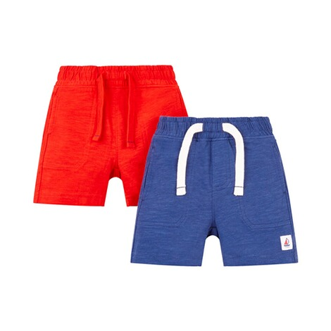 MOTHERCARE  2er-Pack Sweatshorts 1