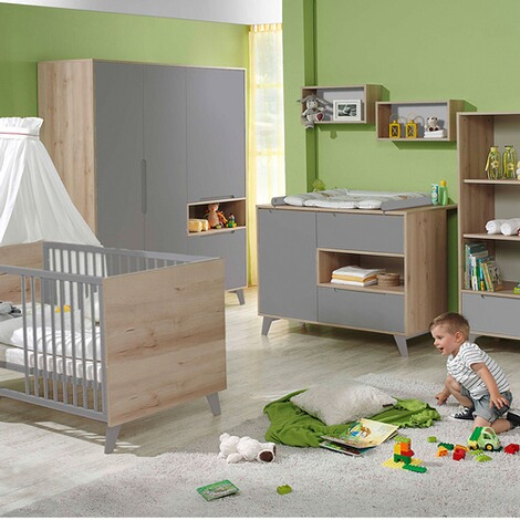 Geuther 3 tlg babyzimmer malte online kaufen baby walz - Babyzimmer geuther ...