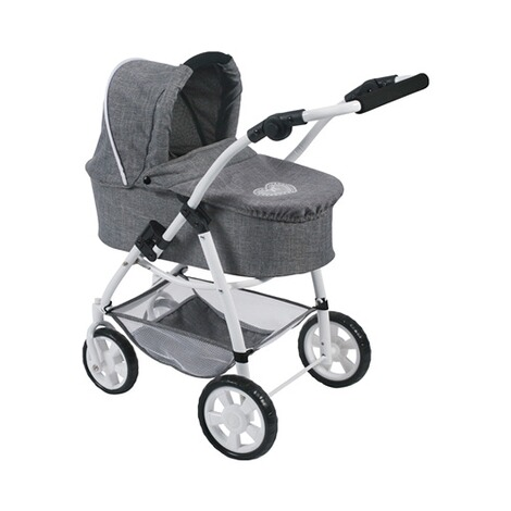 BAYER CHIC  Kombi-Puppenwagen 3 in 1 Emotion All In  jeans/grau 2