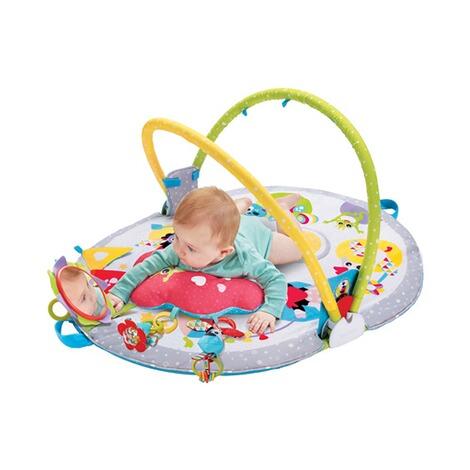 yookidoo spielbogen gymotion mit sitz spieldecke online kaufen baby walz. Black Bedroom Furniture Sets. Home Design Ideas