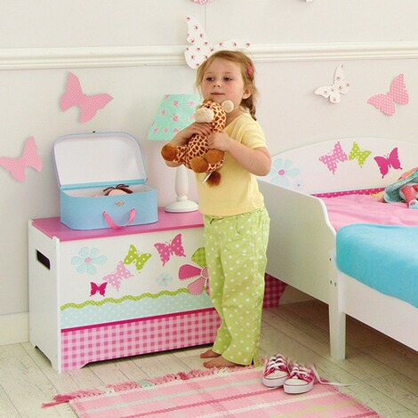 worldsapart kindertruhenbank patchwork online kaufen baby walz. Black Bedroom Furniture Sets. Home Design Ideas