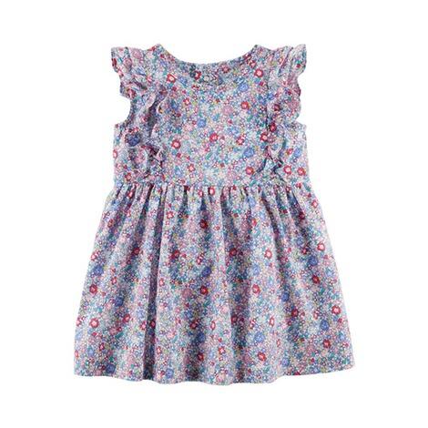 CARTER´S Kleid mit Flügelarm Blumen online kaufen   baby-walz