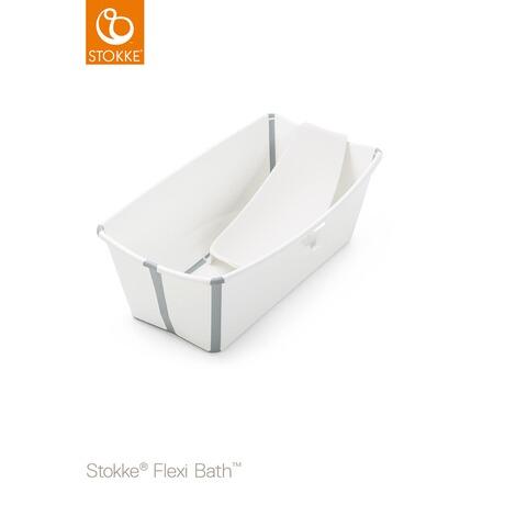 stokke flexibath 2tlg set badewanne und badewannensitz online kaufen baby walz. Black Bedroom Furniture Sets. Home Design Ideas