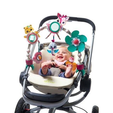 TINY LOVE  Kinderwagen-Spielbogen Tiny Princess 2