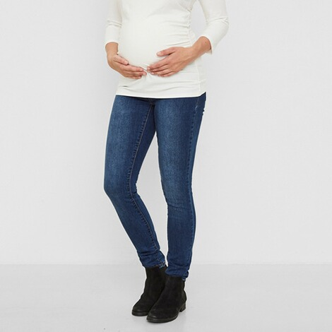 MAMA LICIOUS®  Umstands-Jeans Lola Slim 4