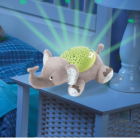 SUMMER INFANT  Nachtlicht Slumber Buddies  Elefant 2