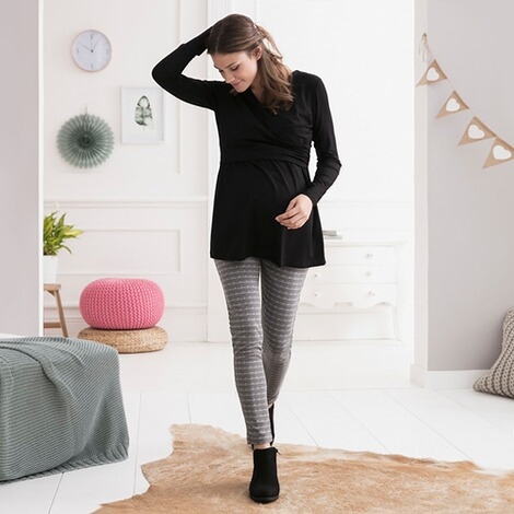2hearts COSY & WILD Umstands-Leggings 6